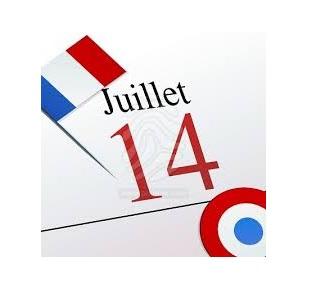 14 Juillet 2016 : Déguisement, drapeau et décoration