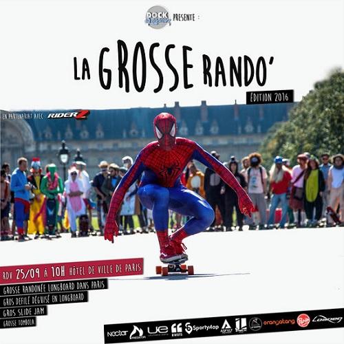 Trouver un déguisement pour la Grosse Rando Longboard à Paris