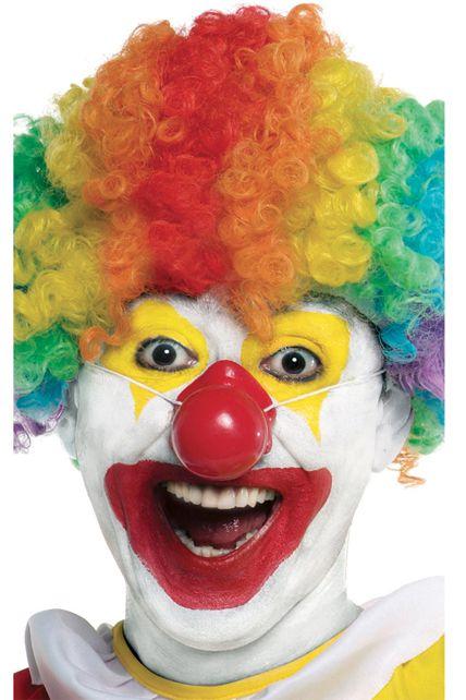 Tuto maquillage clown : Réaliser un déguisement de clown pas cher