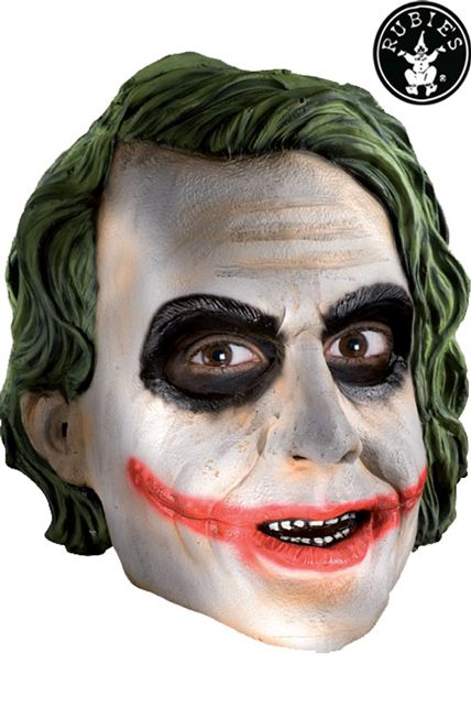 masque joker batman