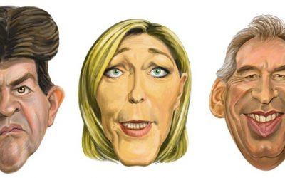 Masque homme politique : Une vaste sélection de caricatures