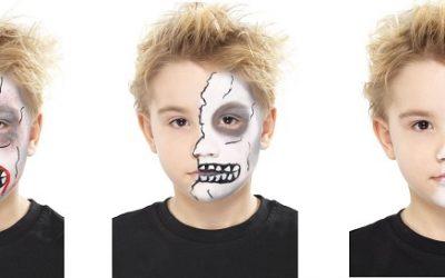 Peinture sur visage: Maquillage et déguisement font la paire !