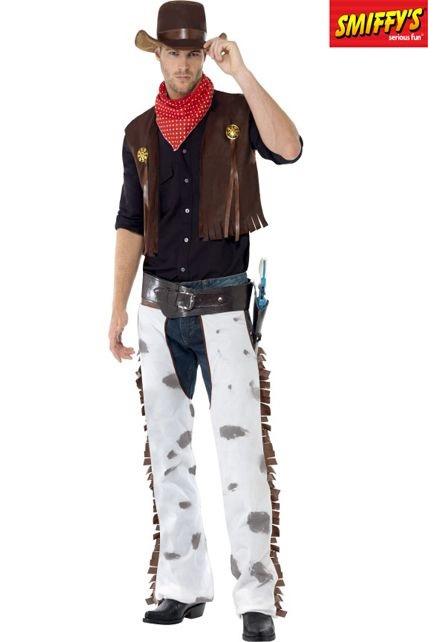 deguisement cowboy