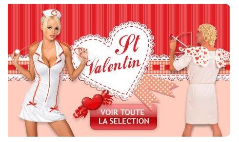 La Saint-Valentin ou la fête des amoureux