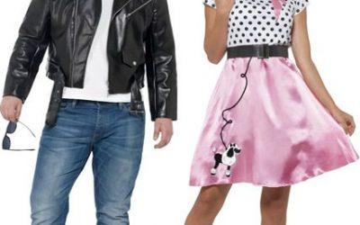 Déguisement années 50 : Les influences des stars sur le style vestimentaire