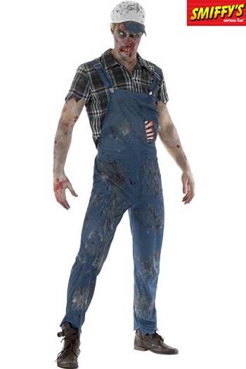 deguisement zombie